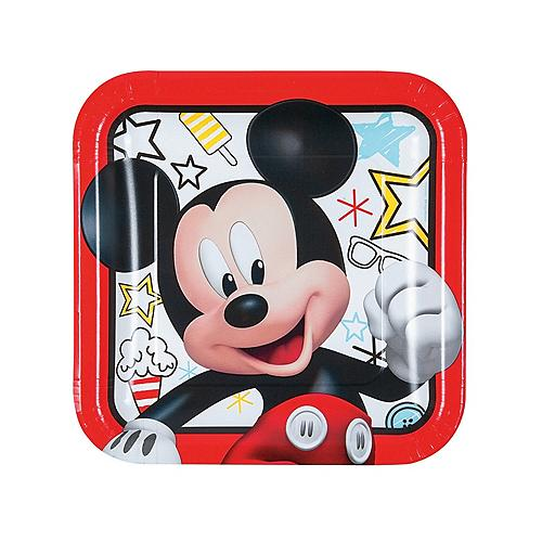 Mickey Mouse Party Supplies Decorations