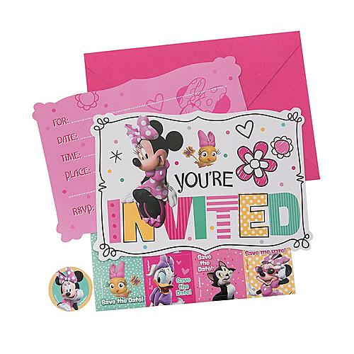 0421836058b Minnie Mouse Party Supplies