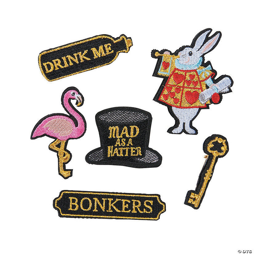 Truly Alice Pin On Patches Discontinued
