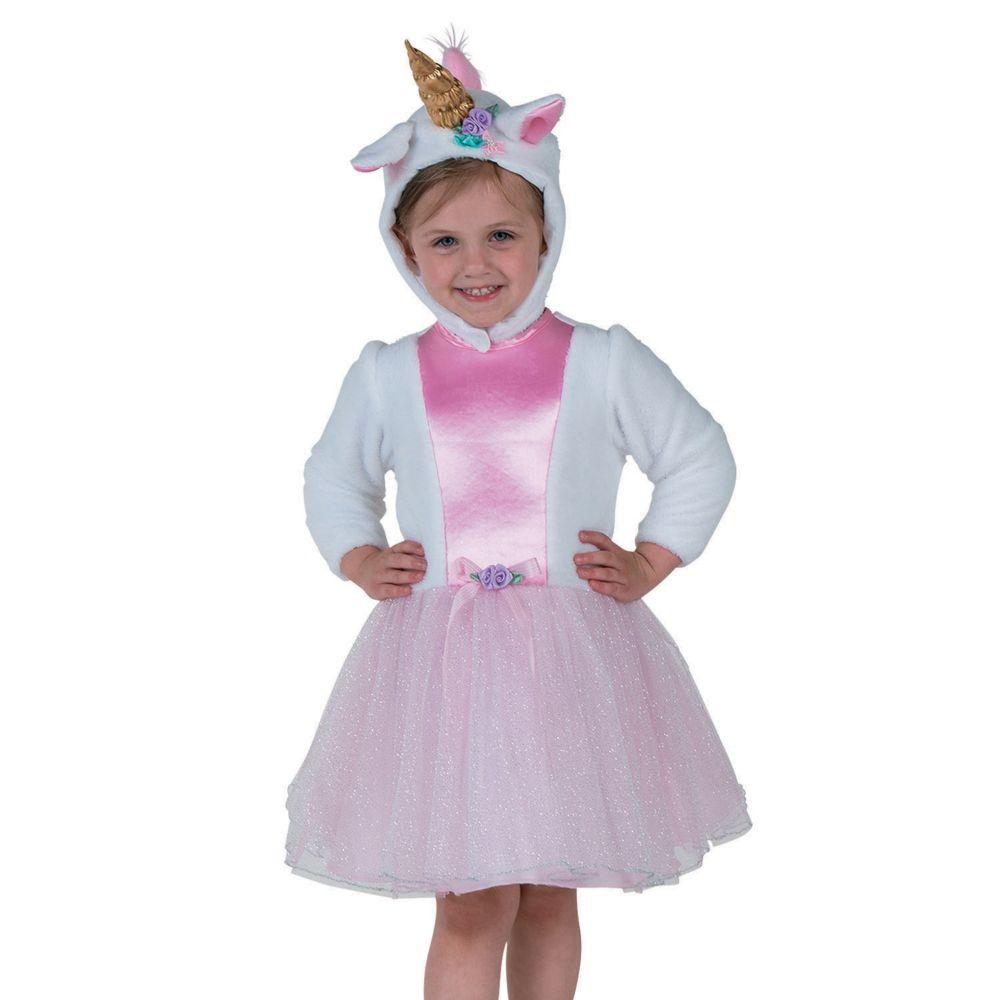 Girl's Unicorn Tutu Costume - Medium