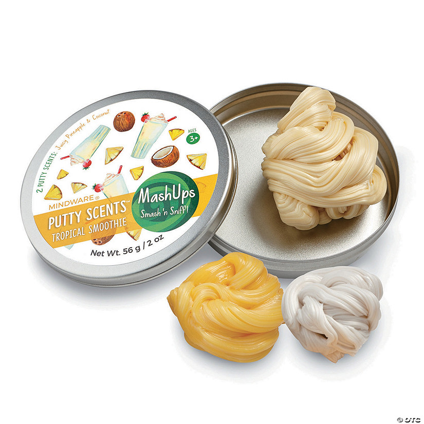 Putty Scents MashUps: Tropical Smoothie