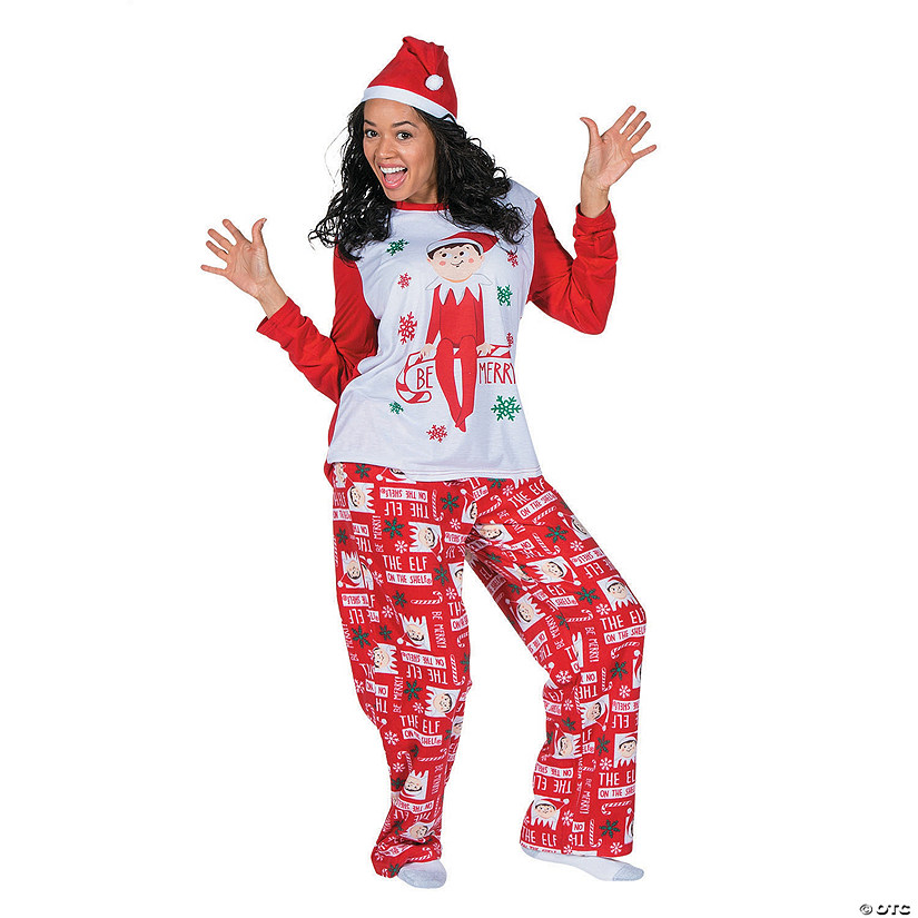0e2b74356e Women s Elf on the Shelf sup ®  sup  Pajamas