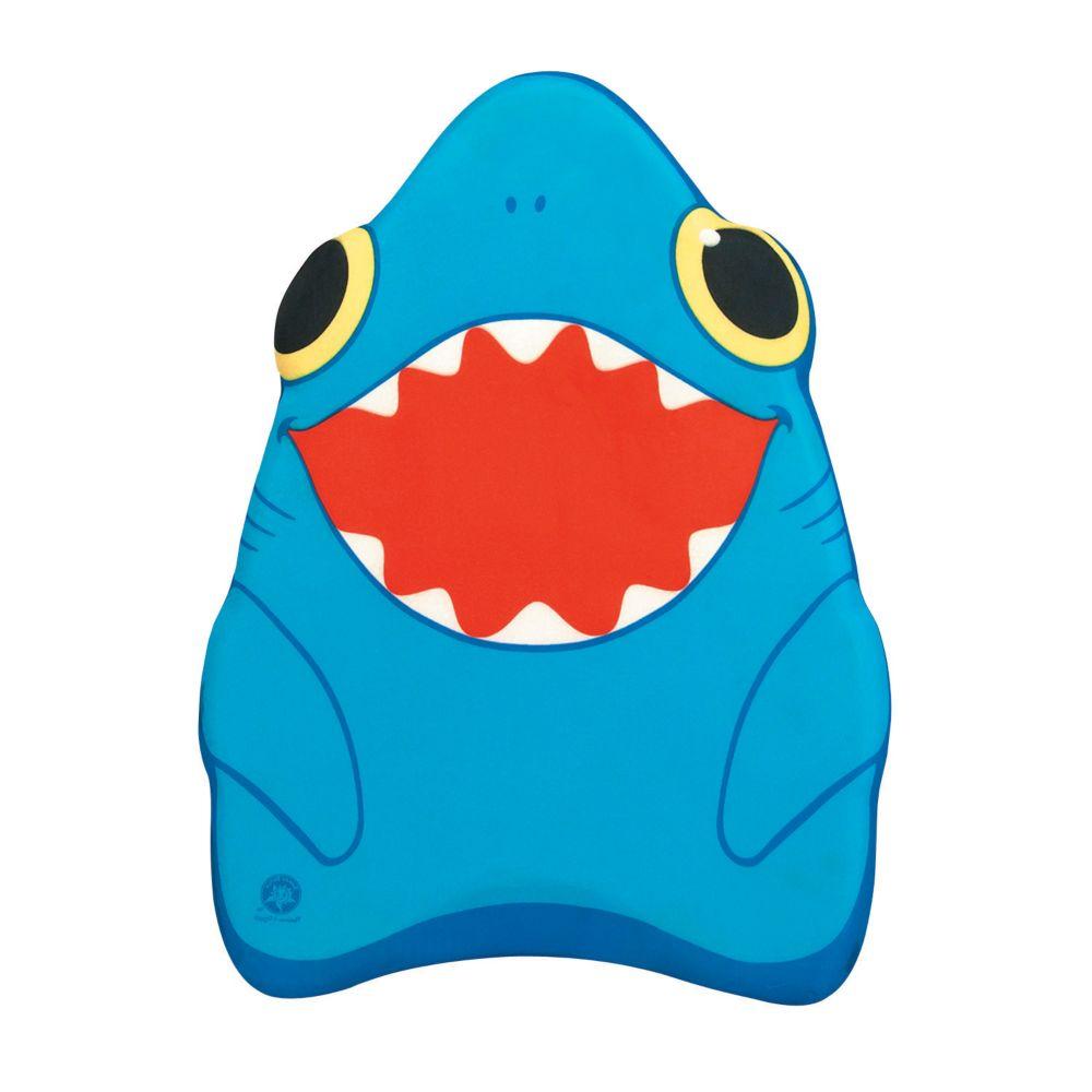 Melissa & Doug® Shark Kickboard Blue