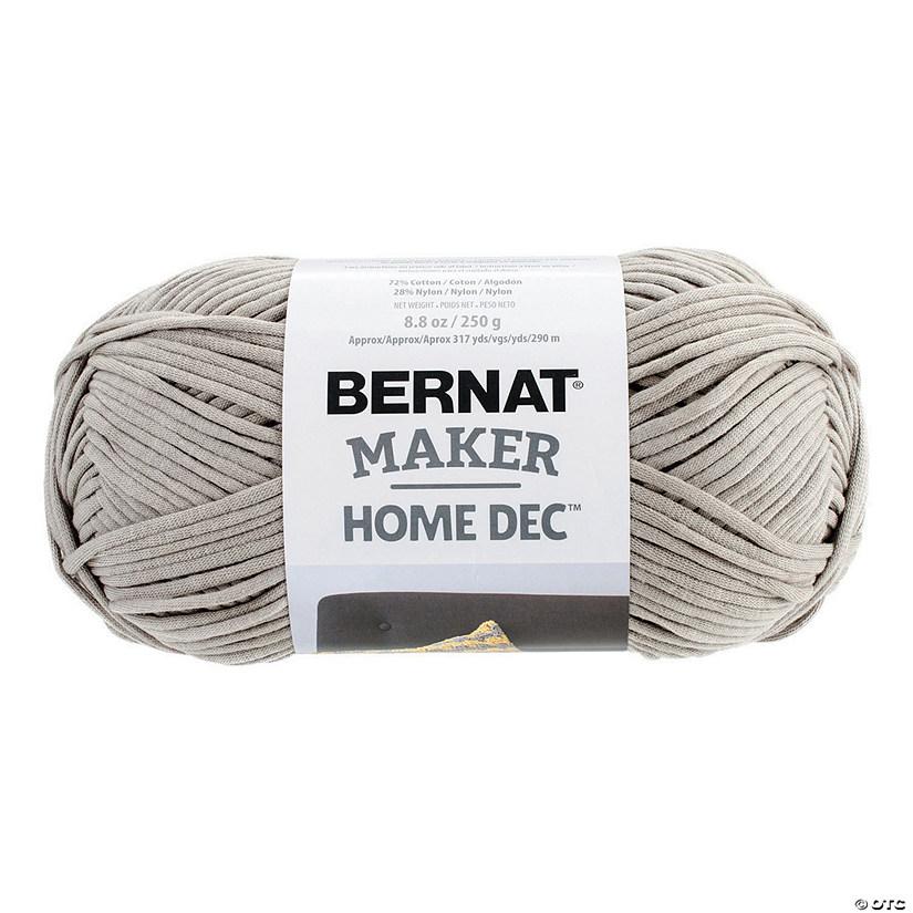 Bernat Bernat Maker Home Dec Yarn Clay 8 8 Oz