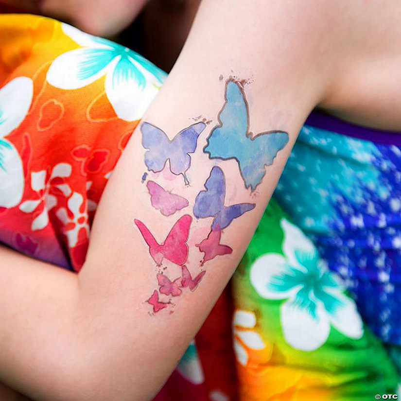 photo relating to Printable Temporary Tattoo Paper named Short term Tattoo Paper 8.5\