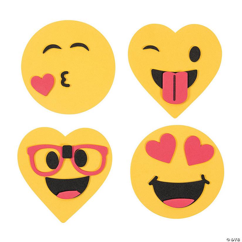 Valentine S Day Emoji Magnet Craft Kit
