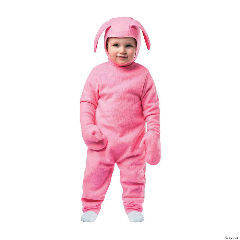 A Christmas Story Bunny Suit.Child S A Christmas Story Bunny Costume