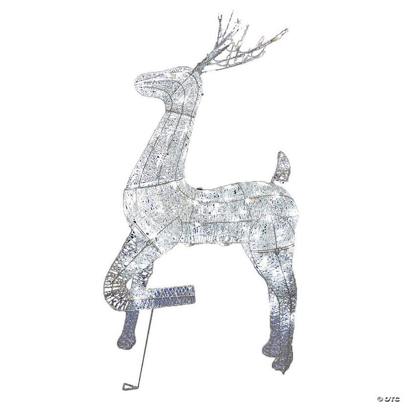Light-Up Buck Deer Frame