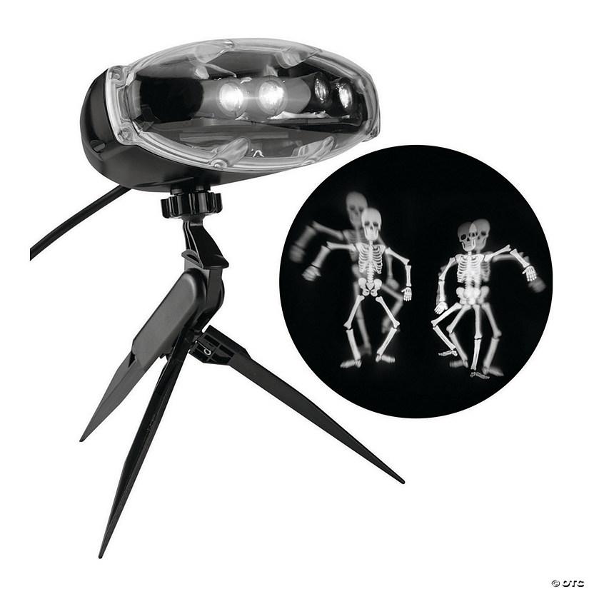 Lightshow Flutter-Fright Skeleton Projector