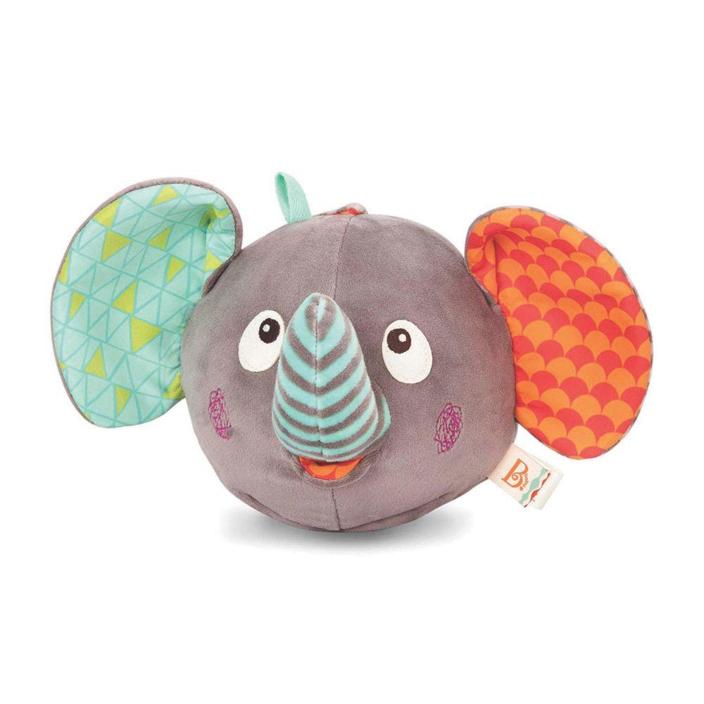 B. toys Elephantabulous Interactive Plush Elephant From MindWare