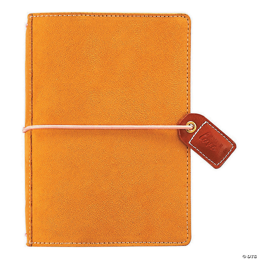 Webster S Pages Color Crush Traveler S Planner Mustard Suede