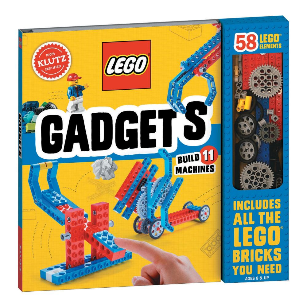 Lego Gadgets From MindWare
