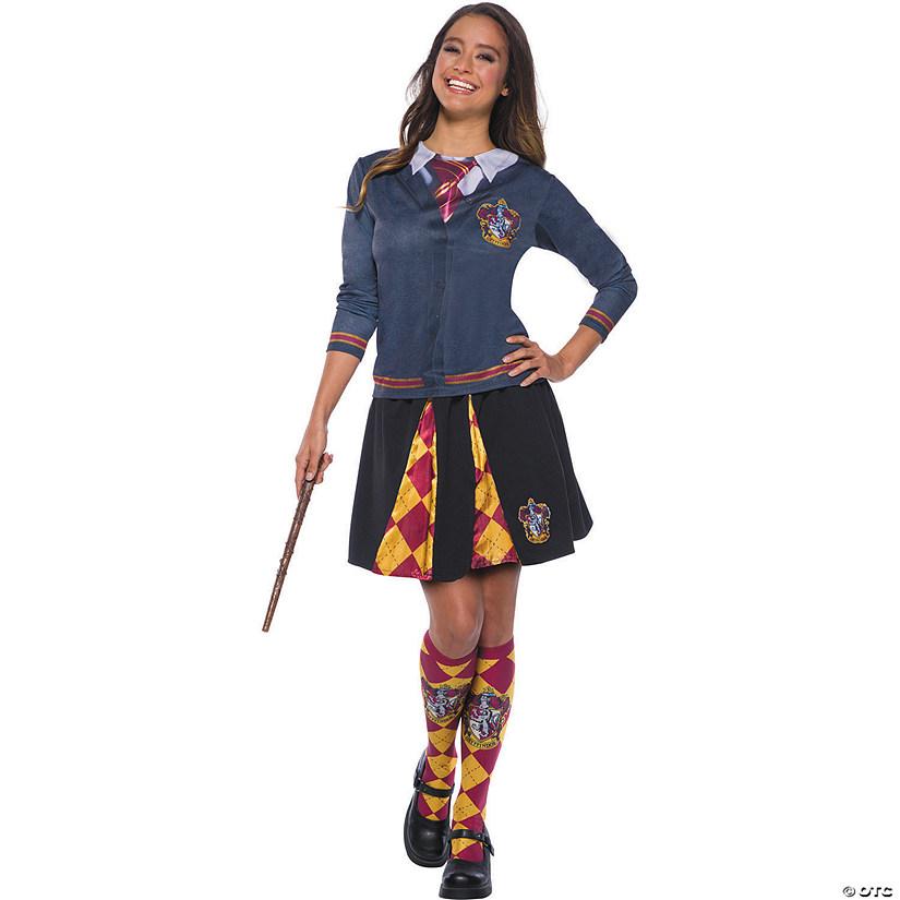 3fddd7f70f903 Women's Wizarding World of Harry Potter™ Gryffindor Costume Shirt    Oriental Trading