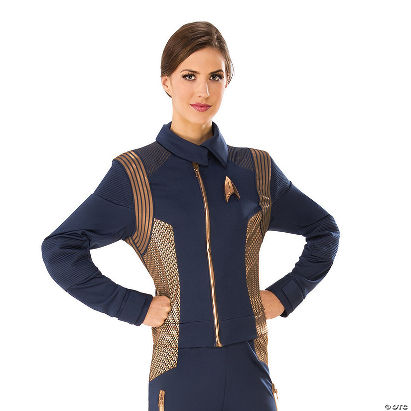 Women's Star Trek: Discovery™ Copper Operations Uniform Costume