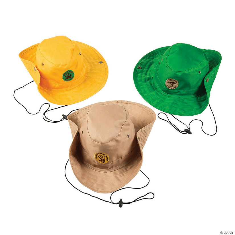 finest selection 50f33 71a42 African Safari VBS Outback Hats