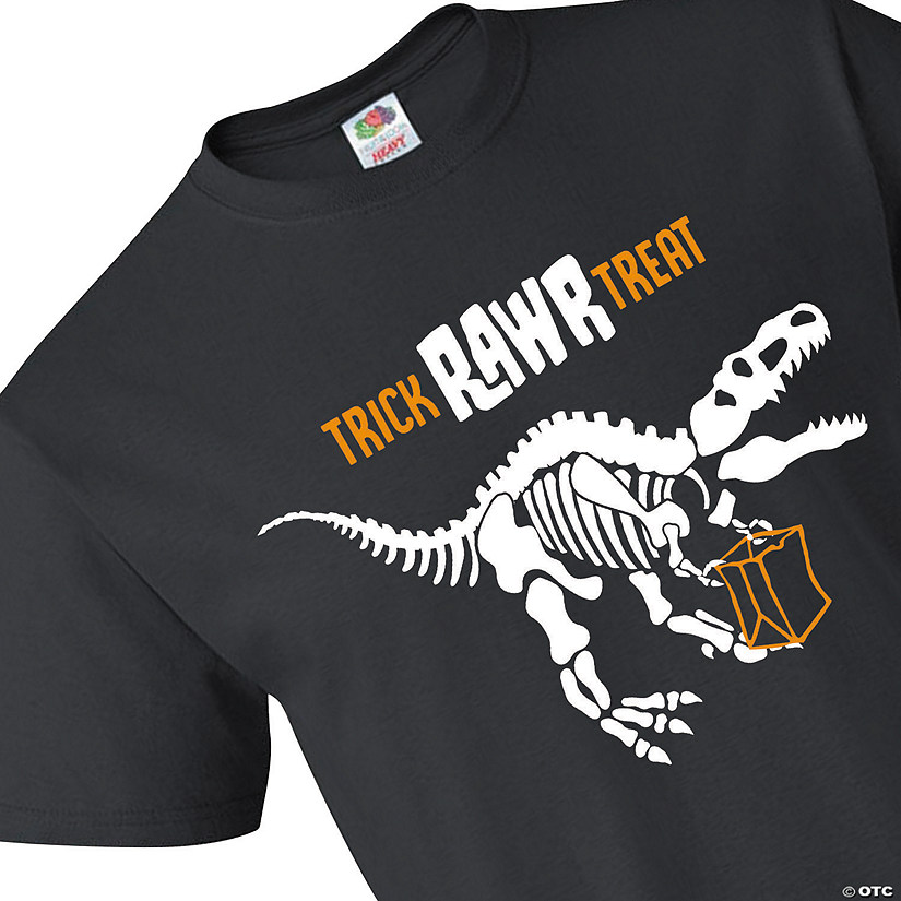 Halloween Schort.Fruit Of The Loom Youth Short Sleeve Halloween Dino T Shirt