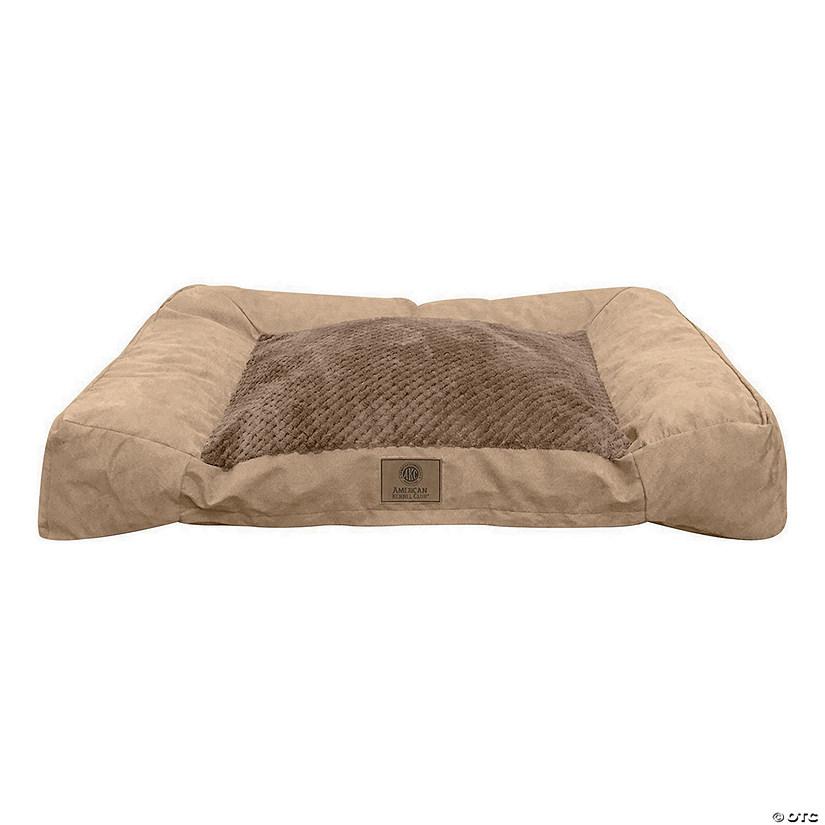 Wondrous American Kennel Club Memory Foam Sofa Bed Tan Creativecarmelina Interior Chair Design Creativecarmelinacom