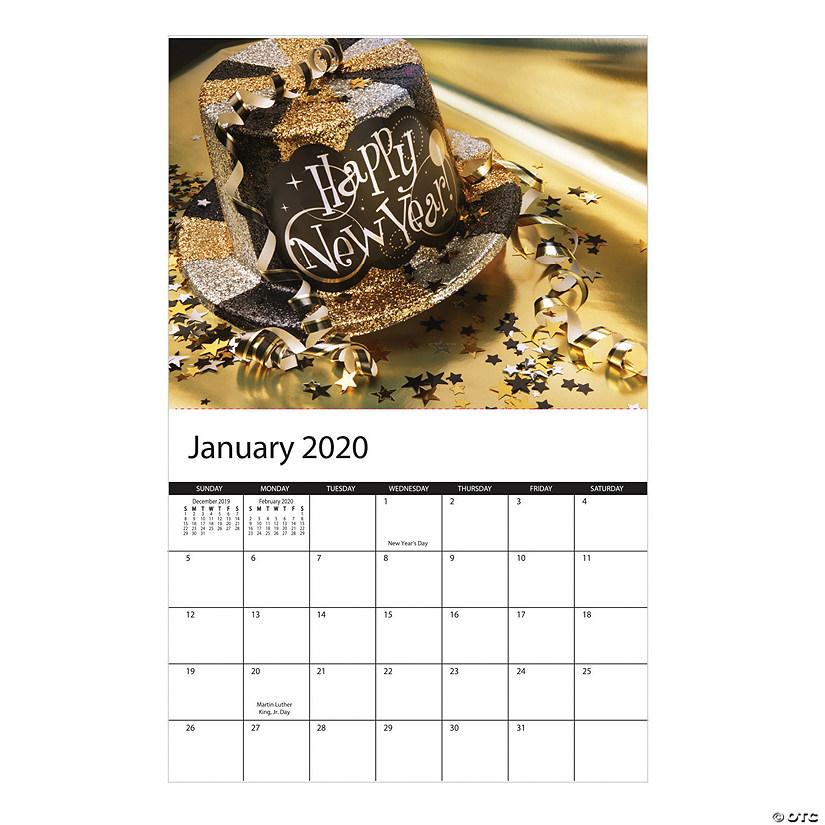 Trading Calendar 2020 2020 Wall Calendar | Oriental Trading