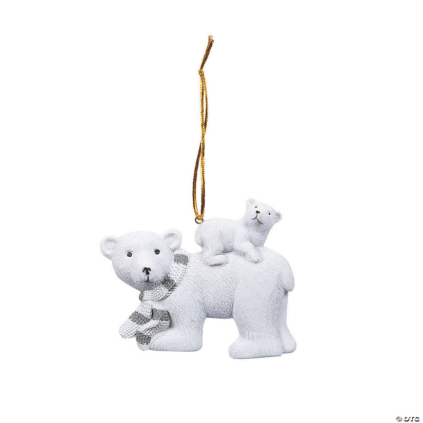 Baby Polar Bear Ornaments Oriental Trading