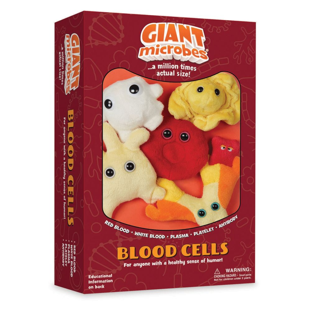 Blood Cells Box From MindWare