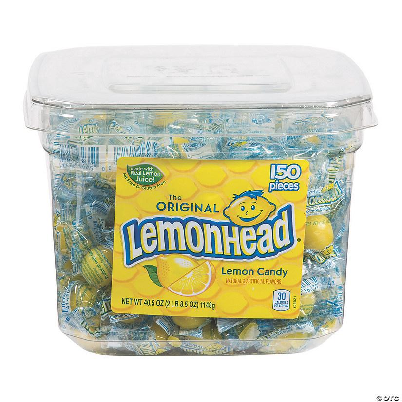 Lemonhead® Hard Candy Tub