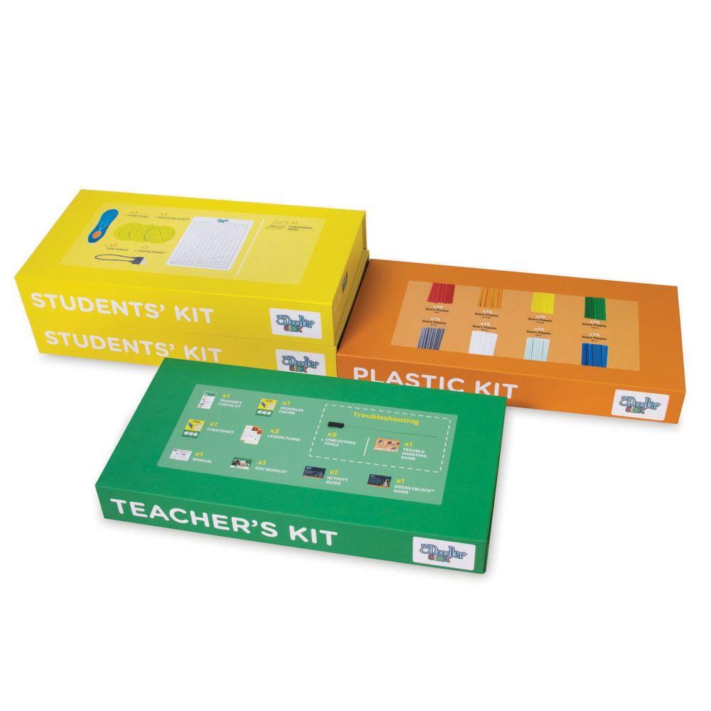 3Doodler: Start Learning Packs (6 Pens) From MindWare