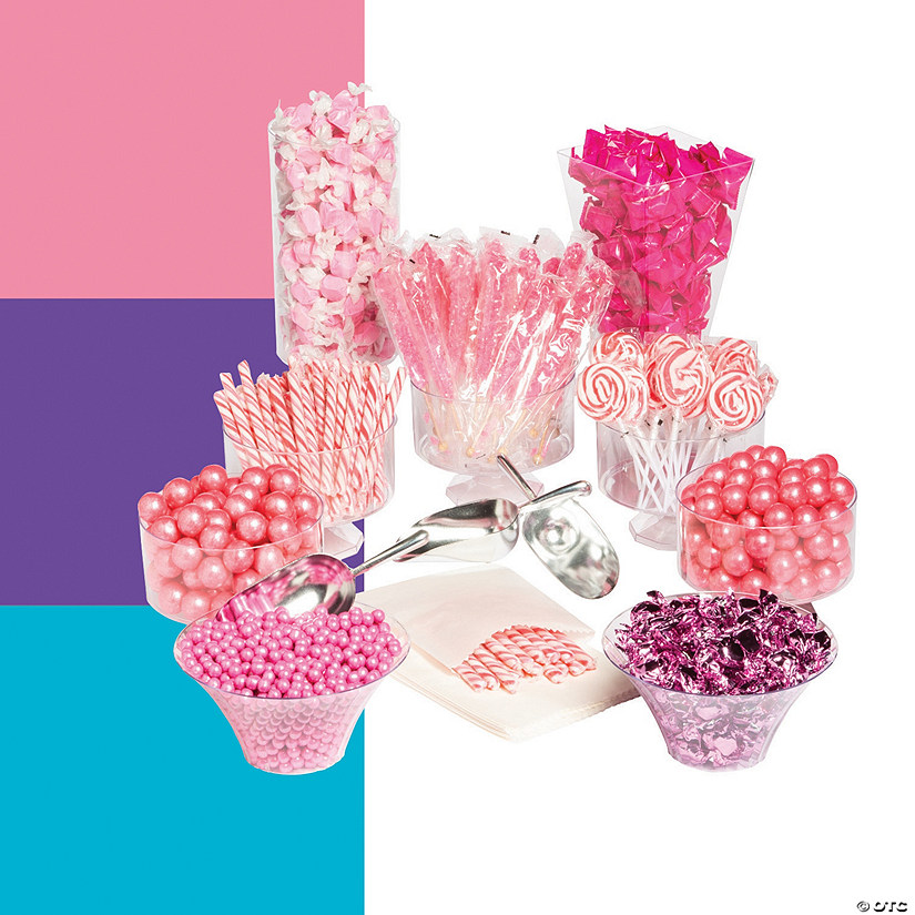 Cool Extra Large Candy Buffet Kit Interior Design Ideas Gentotryabchikinfo
