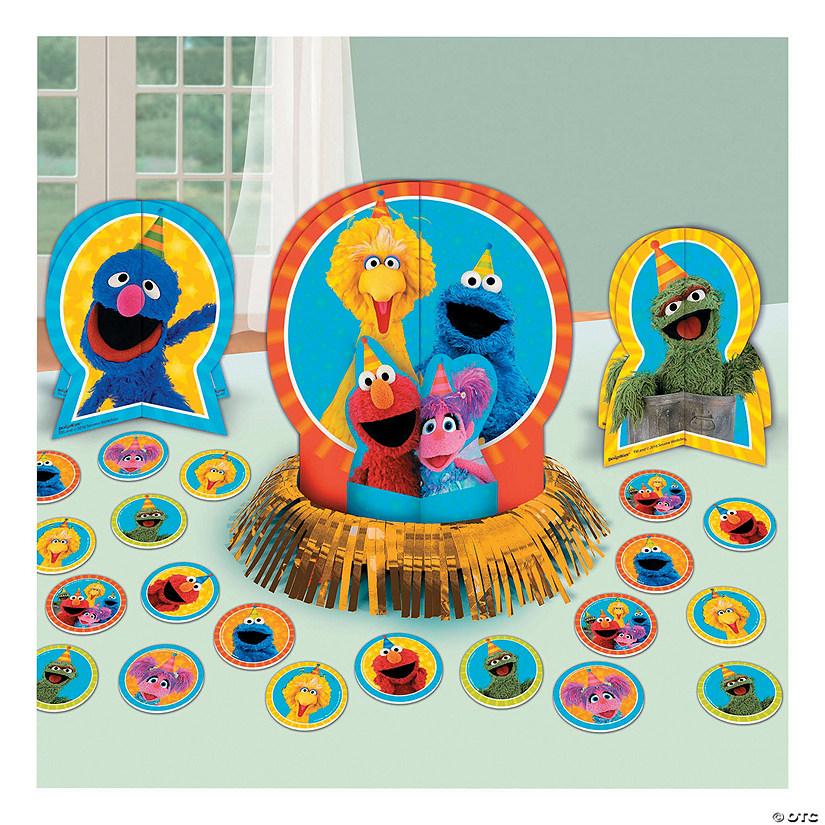 Sesame StreetsupR SupTable Decorating Kit