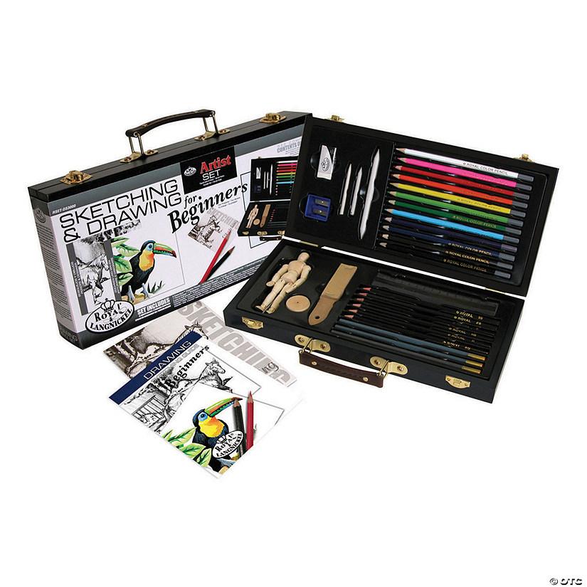 Art Sets Royal and Langnickel Beginners Artist Sketching and Drawing Set Arts & Crafts