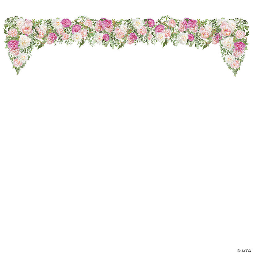Wedding Fl Cutout Wall Décor