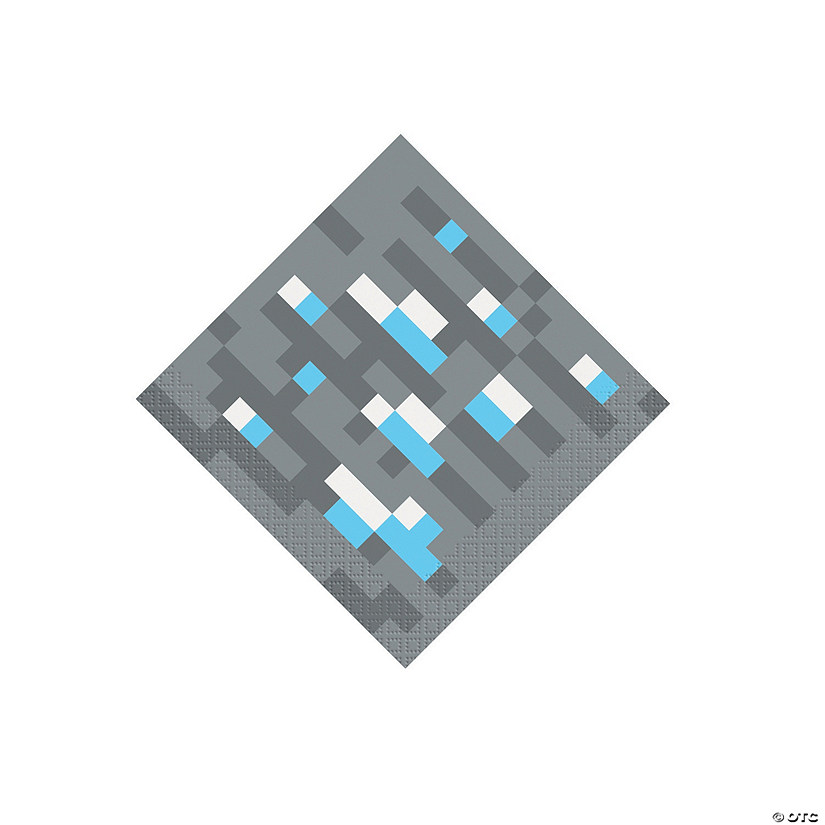 Minecraft® Beverage Napkins