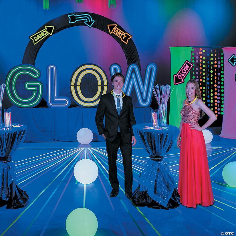 Neon Glow Decorating Kit