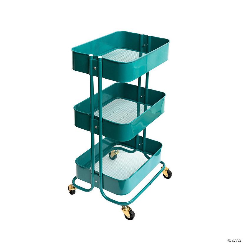 0bb99a48b4b American Crafts™ Emerald Green a La Cart Crafting Cart Audio Thumbnail