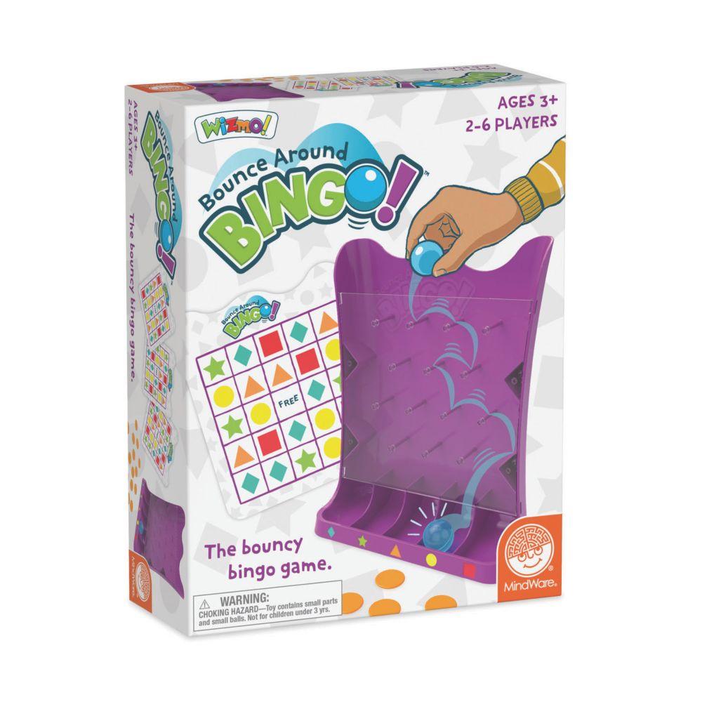 Bounce Around Bingo From MindWare