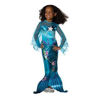 Girls' Mermaid Costumes
