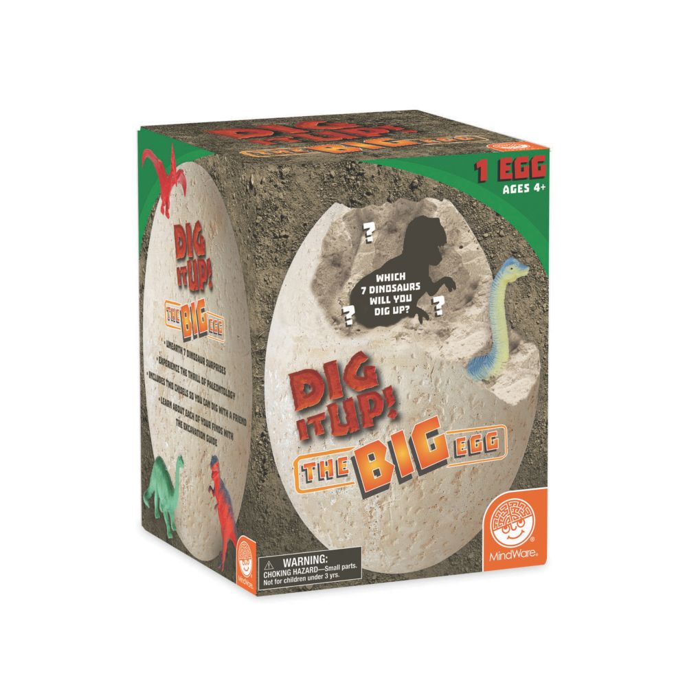 Dig It Up The Big Egg From MindWare
