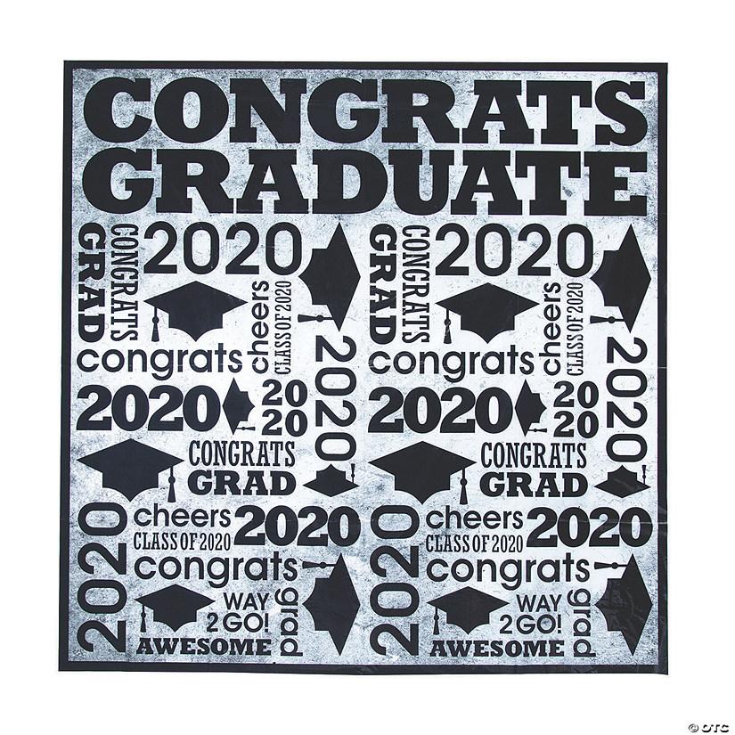 Graduation Party 2020.Graduation 2020 Backdrop