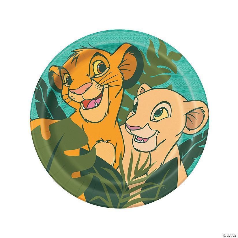Disney The Lion King Paper Dinner Plates