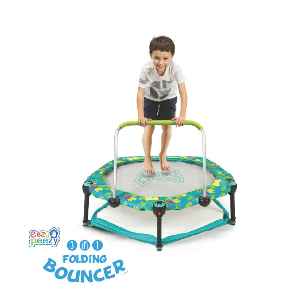 3 In 1 Folding Bouncer From MindWare