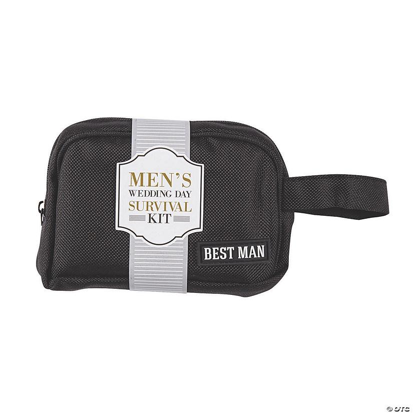 Men S Wedding Day Survival Kit