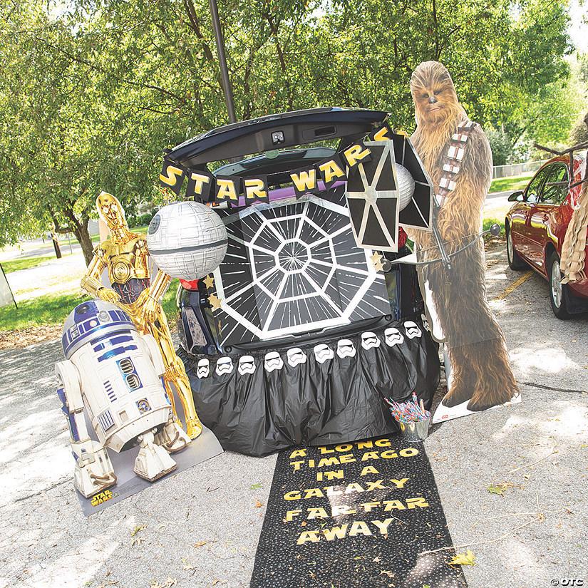 Star Wars Trunk Or Treat Decorating Kit