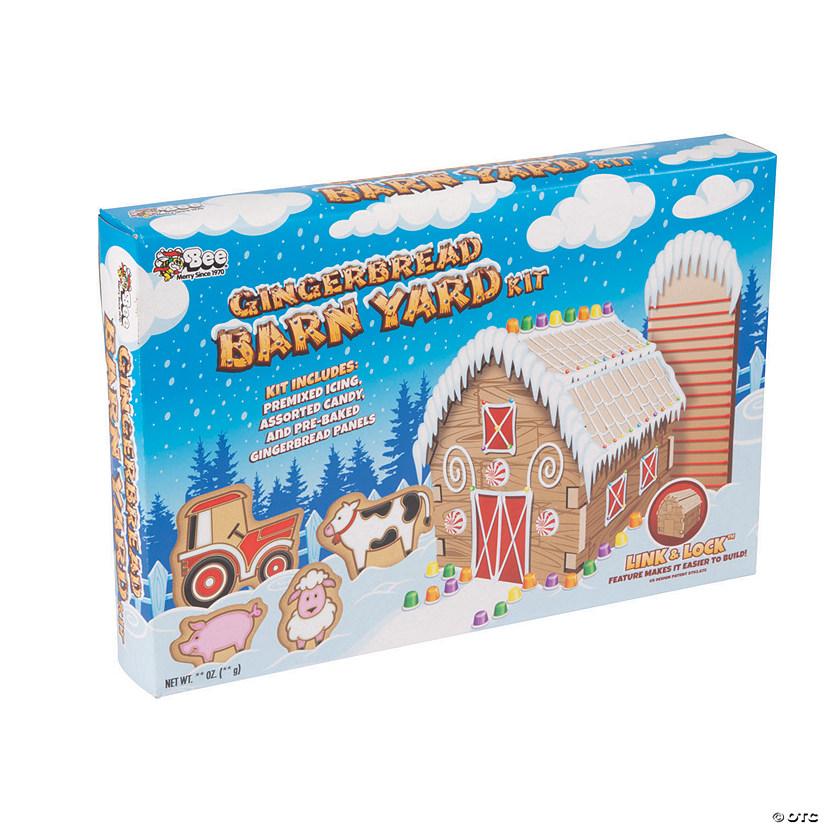 Gingerbread Barn Yard Kit Oriental Trading