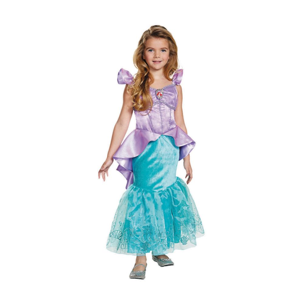 Girl's Prestige The Little Mermaid(TM) Ariel Costume - Extra Small