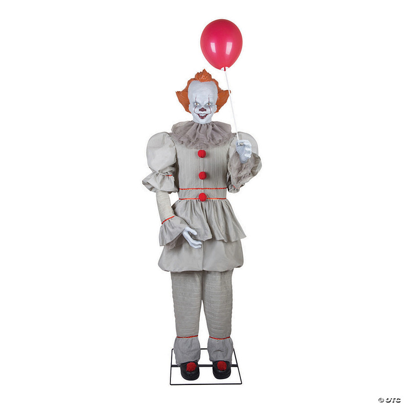 Life Size Pennywise Halloween Decoration