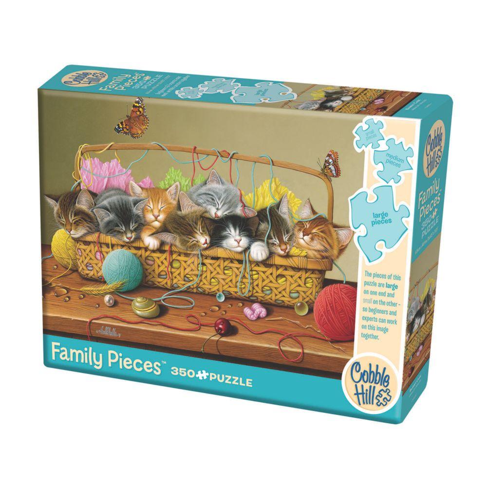 Basket Case - 350Piece Cobble Hill Puzzle From MindWare