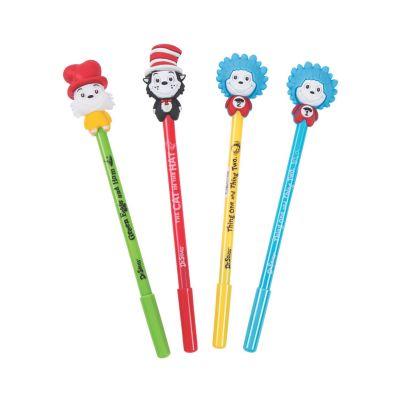 Seuss 10 Color Novelty Pen Dr