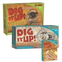 Dig it Up! Set of 3 | MindWare