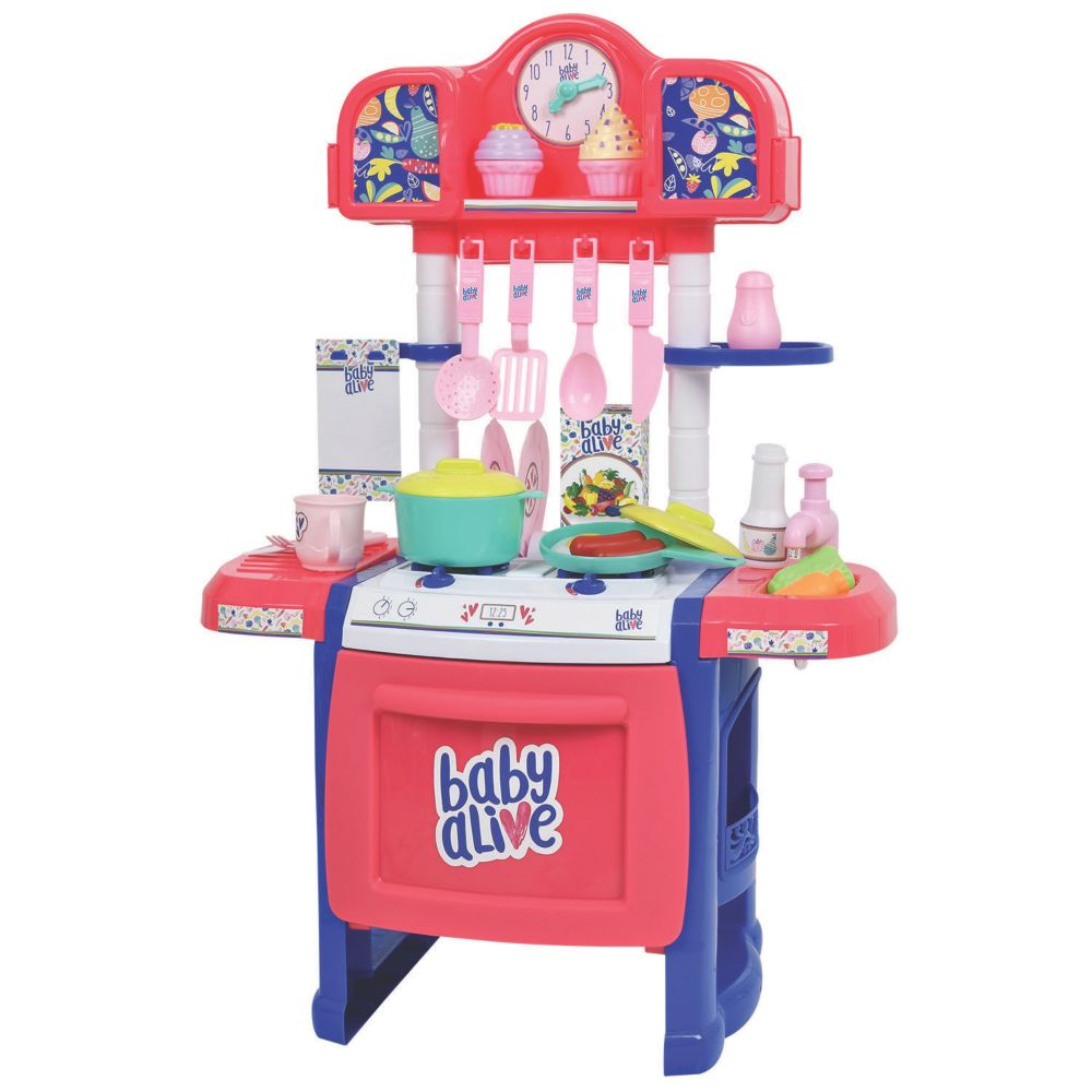 Baby Alive Kitchen Toy From MindWare