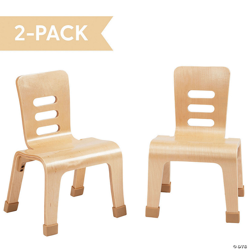 Awe Inspiring Ecr4Kids 10 Bentwood School Stacking Chair For Students Natural 2 Pack Beatyapartments Chair Design Images Beatyapartmentscom