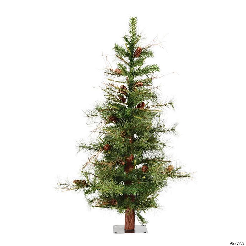Ashland Christmas Trees.Vickerman 4 Ashland Christmas Tree Unlit